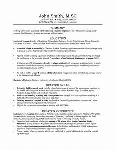 Top Environment Resume Templates Samples