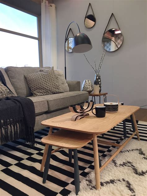 scandi  living room  interior design