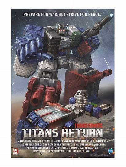Fortress Maximus End Unclebillyshop Poster Skip