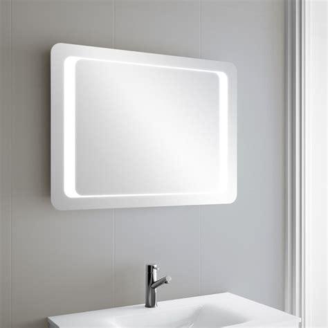 Miroir Lumineux Led Salle De Bain De 80 à 95x60 Cm