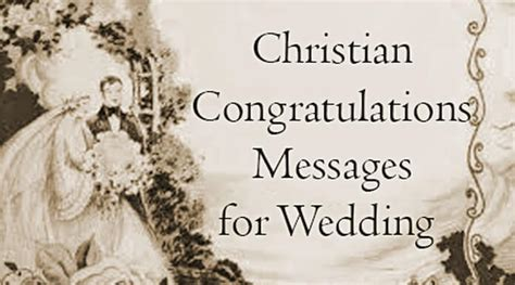 christian congratulations messages  wedding
