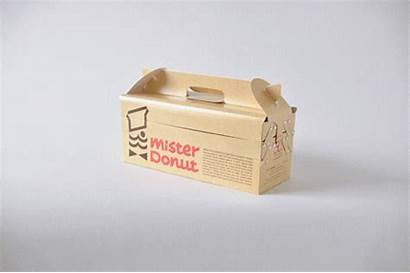 Donut Mister Box Packaging Toolbox Tool Neatorama