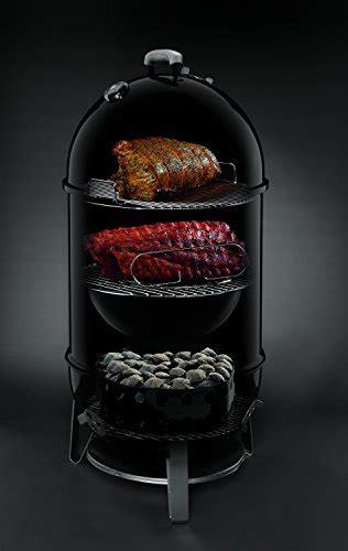 weber  smokey mountain cooker   charcoal