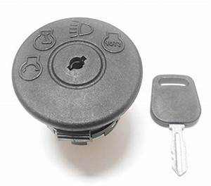 Ignition Switch With Key  Replaces Ayp 175566  163968