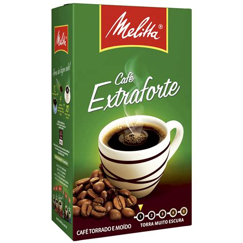 Melitta Cafe Extra Forte (Extra Strong Coffee ) package 250g