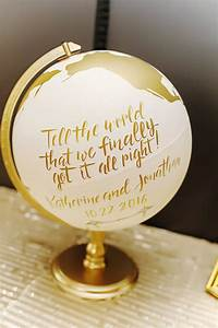 Invitations & M... World Globe Quotes