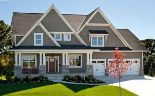 Traditional American Home Photo Gallery by 2014 Parade Of Homes Traditional Exterior
