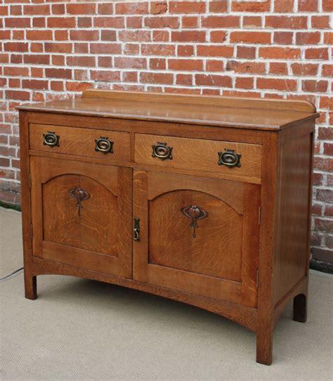 Antique Oak Sideboard by Oak Arts And Crafts Sideboard 253847 Sellingantiques Co Uk