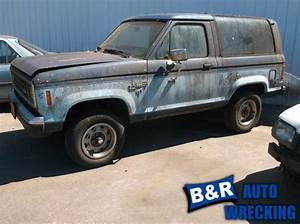 86 87 Ford Ranger Manual Transmission 4x4 Mazda  Toyo Kogyo