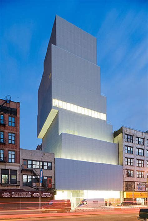 museum of modern in new york new museum sanaa archdaily