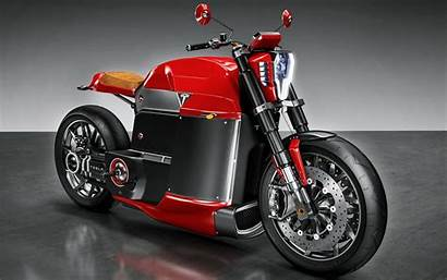 Tesla Motorcycle Concept Electric 1680 1050 Wallpapers