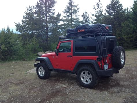 Jeep Gallery Of Roof Top Tents