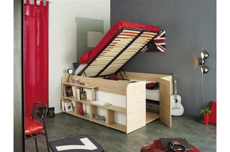 lit combine avec dressing integre spatial design sur sofactory