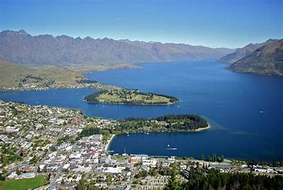 Zealand Queenstown Earth Science Facts Fun Aerial