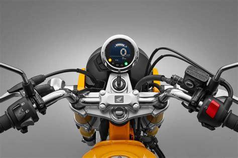honda monkey 2018 2018 honda monkey 125 concept review total motorcycle