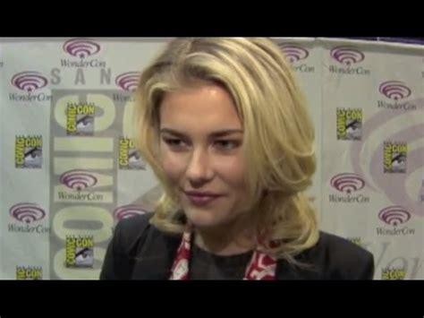 Rachael Taylor Interview - Shutter - YouTube