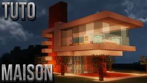 Belle Maison Moderne : tuto belle maison moderne minecraft youtube ~ Melissatoandfro.com Idées de Décoration