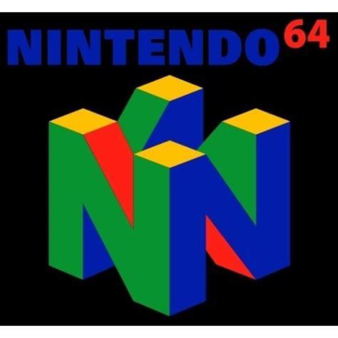 Custom Made Collectible Nintendo 64 Logo Magnet 3¼x3