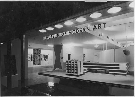 Museum Modern New York by Bauhaus 1919 1928 Moma