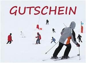 Gutschein Skifahren Vorlage : gutscheine per e mail ~ Markanthonyermac.com Haus und Dekorationen