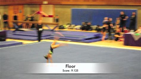 usag level 4 floor routine deductions akeyla 2013 usa gymnastics level 3