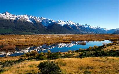Zealand Landscape Nature