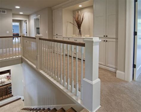 edina cape  open  top  stairs remodel pinterest