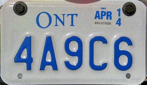 Ontario Motorcycle License