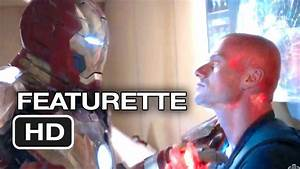 Iron Man 3 Featurette - Extremis (2013) - Robert Downey Jr ...