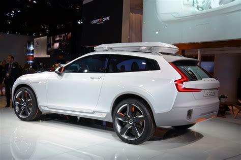Volvo S20 by Sal 243 N De Detroit 2014 Volvo Concept Xc Coup 233 Lista De