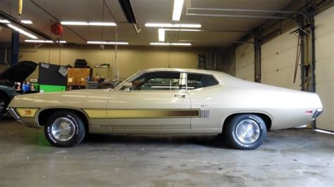 feel  thunder  ford torino gt