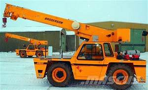 15 Ton Broderson Load Chart Used Broderson Ic 200 3h Rough Terrain Cranes Year 2013