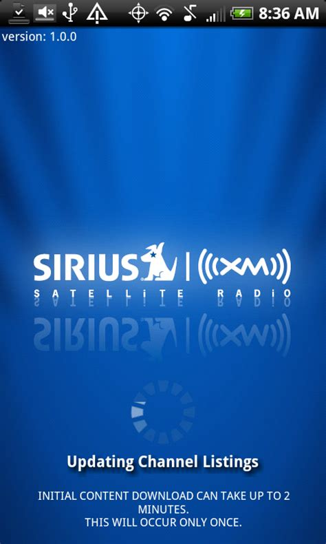 sirius xm channel guide sports