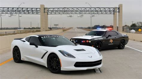 Watch Hennessey's 2014 Corvette Hit 200 Mph, Test Texas's