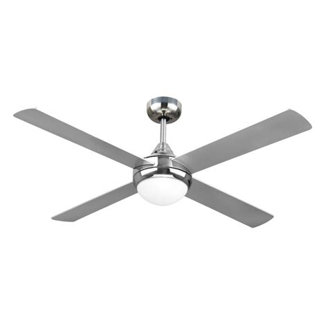 40 inch ceiling fan with lights revolve 48 inch ceiling fan brushed chrome with light
