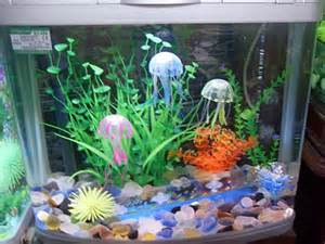 5pcs glowing effect artificial jellyfish for fish tank aquarium decoration ebay