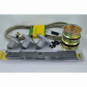 John Deere 54-inch Mower Deck Rebuild Kit