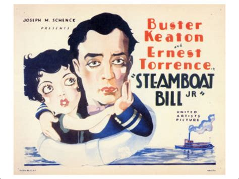Steamboat Bill Jr by Confessions Of A Philistine Steamboat Bill Jr 1928