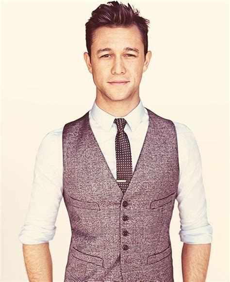 how to style joseph gordon levitt gq hairstyle