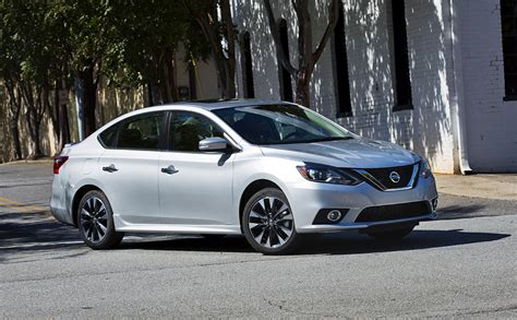 Nissan Announces Us Pricing For 2018 Sentra