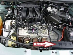 2002 Ford Taurus Fuse Diagram