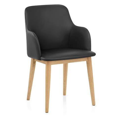 chaise cuir et bois chaise bois et cuir 2 idées de décoration intérieure