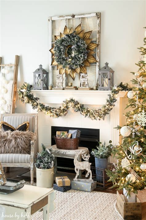 Best Holiday Mantel Decorating Ideas And Images On Bing Find