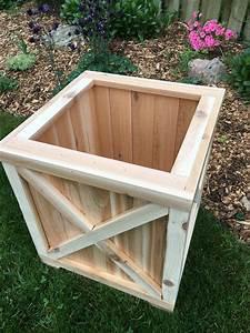 Cedar, Planter, Box, Planter, Wood, Planter, Cedar, Box, Outdoor, Wood, Planter, Outdoor, Garden, Box, Patio
