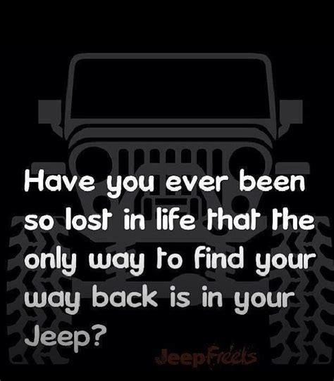 Jeep Lovers Quotes Quotesgram