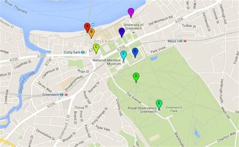 Self Guided Greenwich England Walking Tour | Free Tours by ...