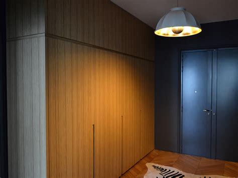 porte cuill e de cuisine meuble d 39 entrée avec porte dérobée ateliers courtois