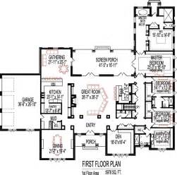 open floor house plans two story 5 bedroom house plans open floor plan design 6000 sq ft house 1 story