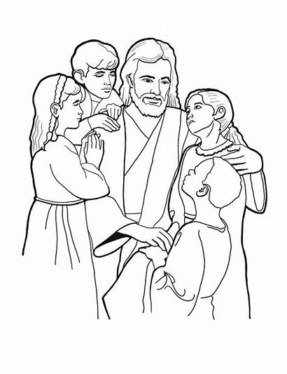 Bible Coloring Pages Printable Teach