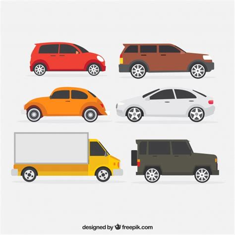Vehicle Vectors, Photos And Psd Files